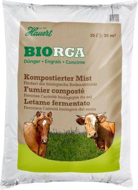 Hauert Biorga 'kompostierter Mist'